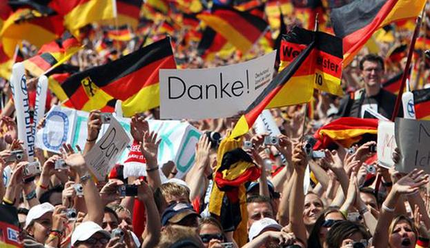 Каждый пятый воспитанник детских садов в ФРГ не говорит дома немецкой