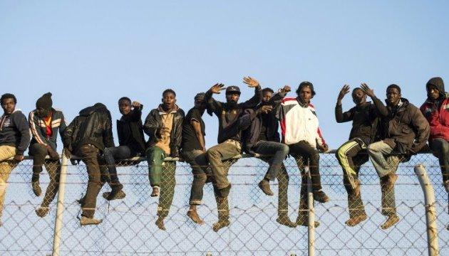 Іспанія витратить понад €13 мільйонів на паркан від мігрантів