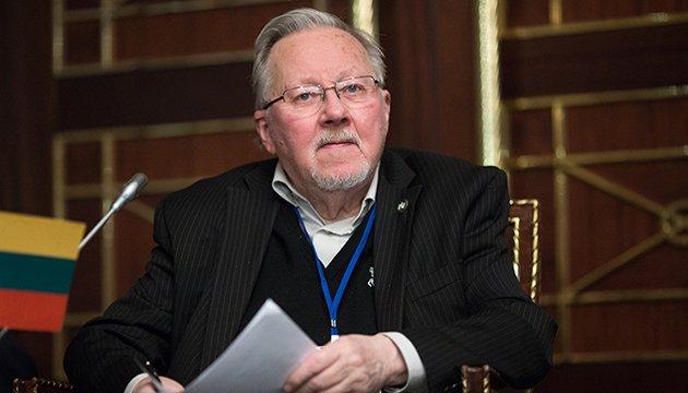 Вітаутас Ландсбергіс: Російські стратеги та їхній «Zad»