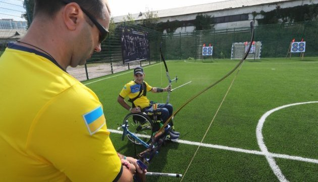 Invictus Games 2017: Ukrainian team and partners hold open training session. Photos