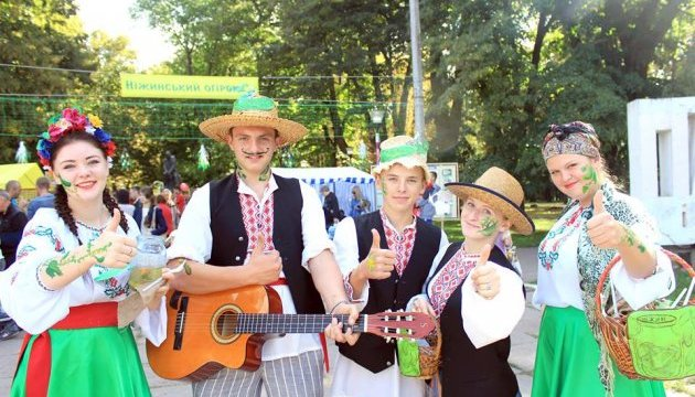 Чернігівщина дивуватиме на фестивалі ніжинського огірка