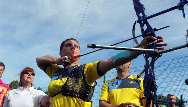 Ігри нескорених: Україна виборола срібло у стрільбі з лука у командному заліку