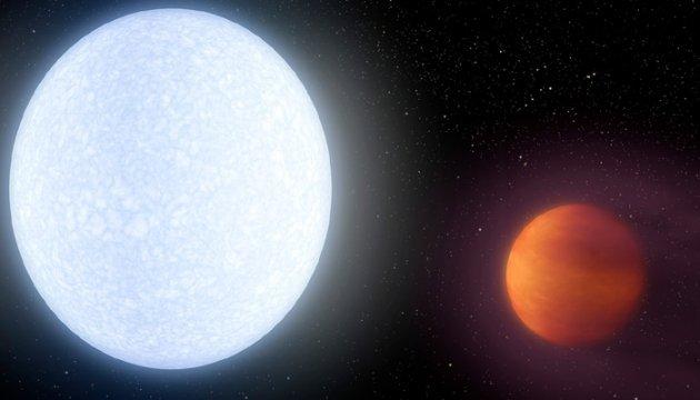 Астрономи знайшли планету з