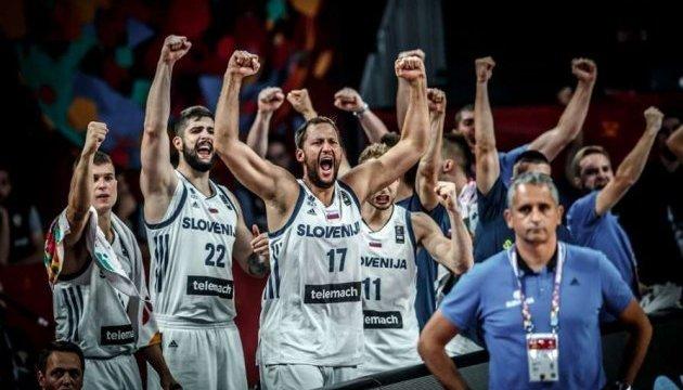Євробаскет-2017: Словенія сенсаційно розгромила Іспанію і вийшла у фінал