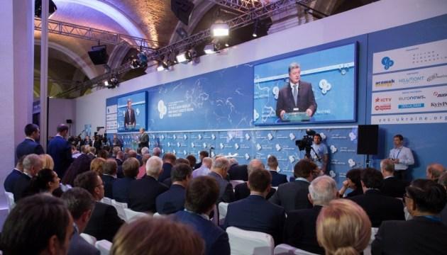 Президент пропонує створити міжнародне коло друзів деокупації Криму