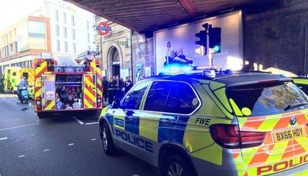 Поліція відпустила водія, який в'їхав у натовп в Лондоні