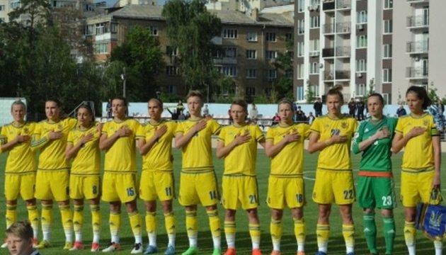 Футбол: Відбірковий матч жіночих збірних України та Хорватії покаже