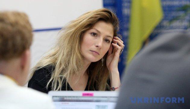 Российская пропаганда пытается дискредитировать украинские СМИ - Джапарова