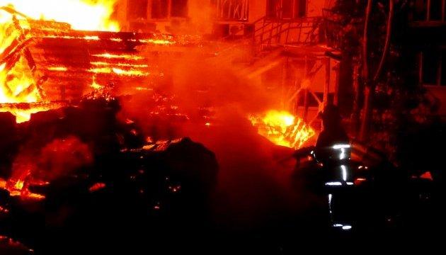"""У таборі """"Вікторія"""" ігнорували елементарні заходи пожежної безпеки – поліція"""