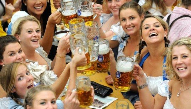 У Мюнхені стартував Окtoberfest