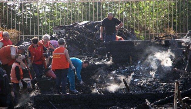 Одеська поліція продовжує пошуки третьої дівчинки, яка зникла після пожежі
