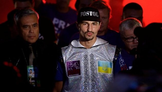 Вечір боксу в Києві: Українці Постол, Беринчик і Малиновський здобули перемоги