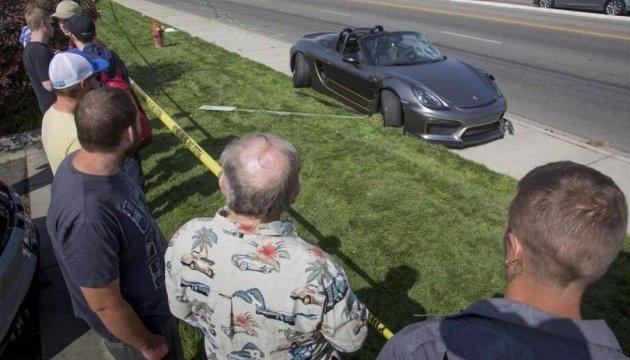 У США водій в'їхав у натовп глядачів на автошоу, є постраждалі