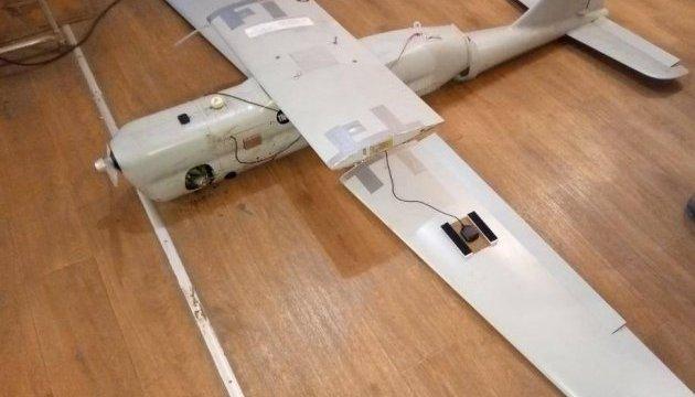 В зоні АТО впав російський безпілотник - штаб