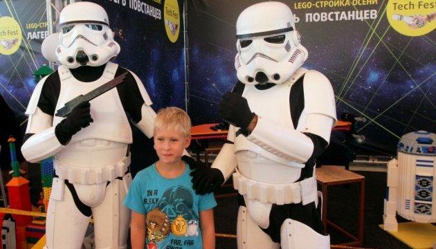 У Дніпрі проходить фестиваль науки, техніки і сучасних технологій