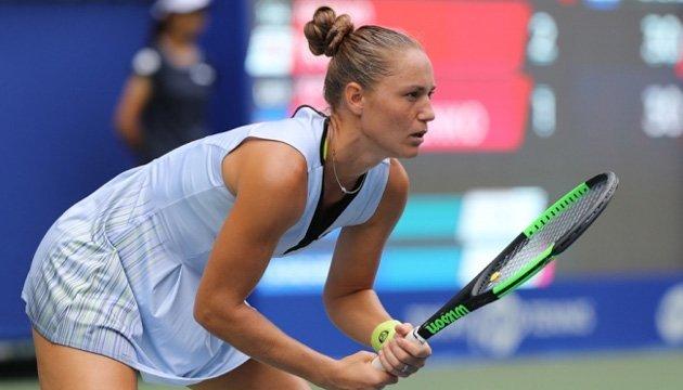 Теніс: Бондаренко не вдалося пробитися в основу турніра серії Premier в Токіо