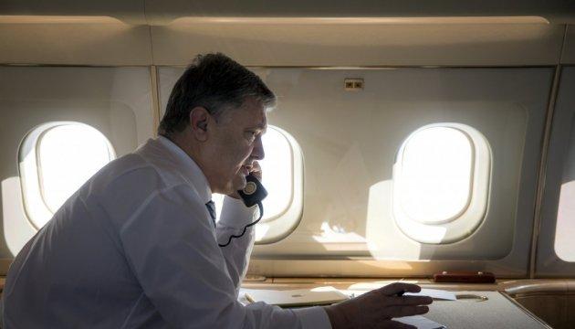 Poroschenko begibt sich zur UN-Generalversammlung