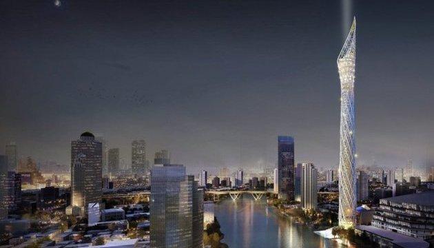 Півкілометрова оглядова вежа-свічка з'явиться в Бангкоку