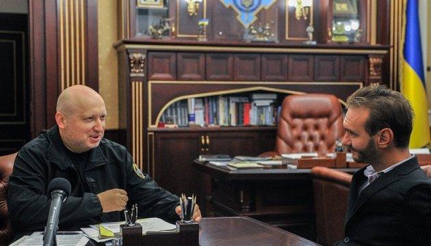 Секретар РНБО подякував Ніку Вуйчичу за слова підтримки