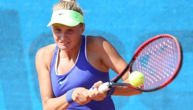 Одеситка вийшла до другого раунду тенісного турніру Neva Cup