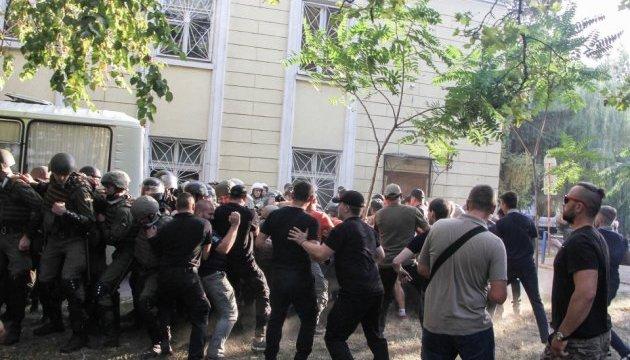 Поліція відкрила ще одну справу через сутички у Чорноморську