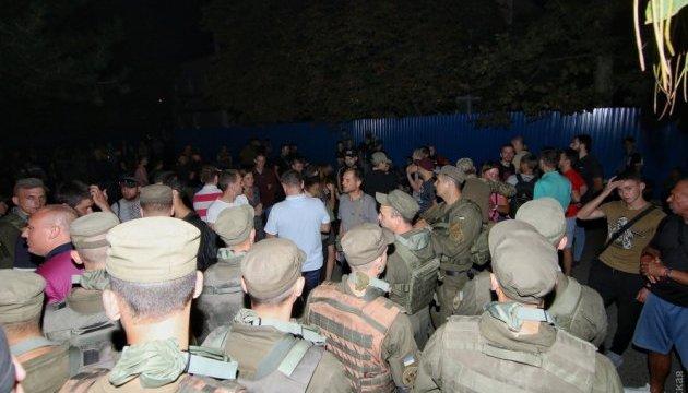 Дело 2 мая: фигурантов привезли в райсуд