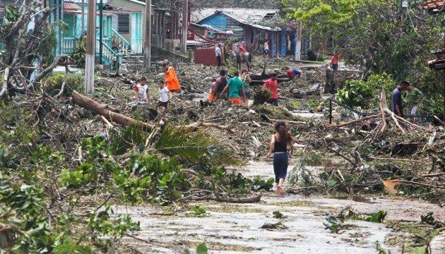 Ураган «Мария» унес жизни десяти человек на Карибах