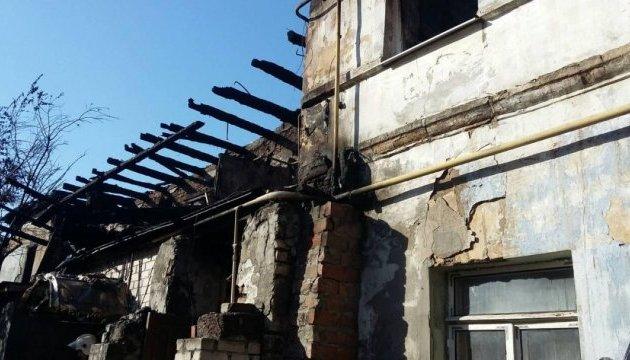 Рятувальники уточнили, що у пожежі в Херсоні загинули мати і троє дітей