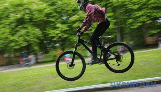 Велофестиваль у Львові приготував сюрпризи для молодят