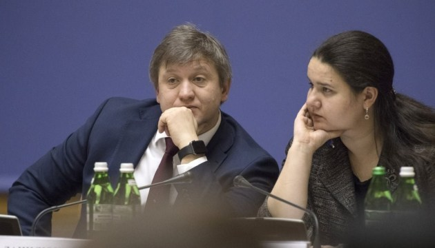 Markarova hopes talks with IMF on budget and gas prices will end soon