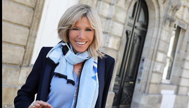 Brigitte Macron expresses support for Sushchenko's wife