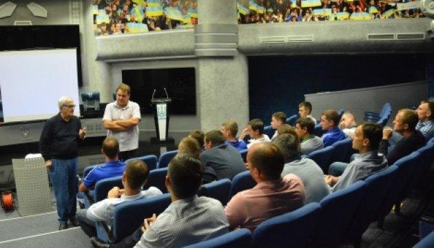 Семінар футбольних арбітрів Прем'єр-ліги пройшов у Києві