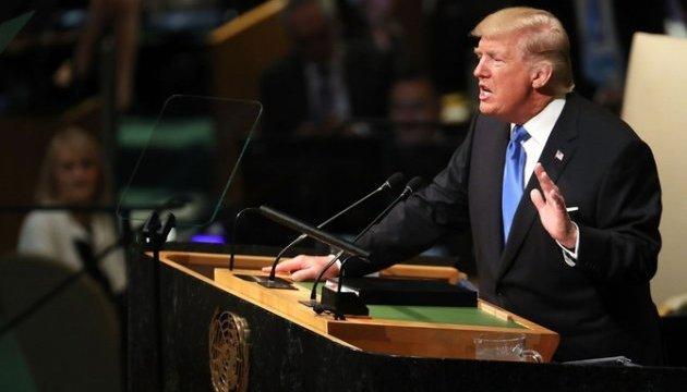 Трамп в Радбезі ООН хоче поговорити про зброю масового ураження