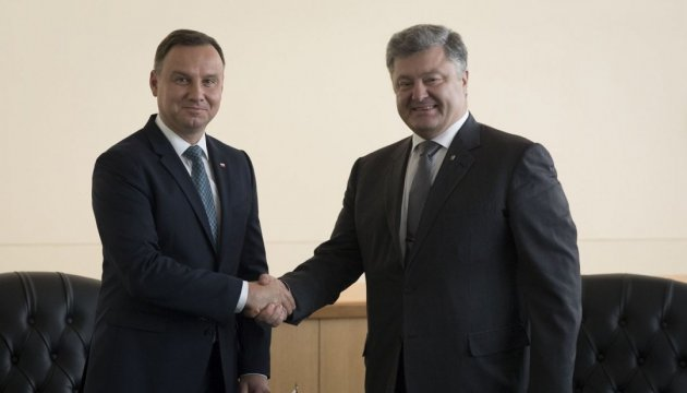 Duda: UN principles on inviolability of borders violated in Ukraine and Georgia