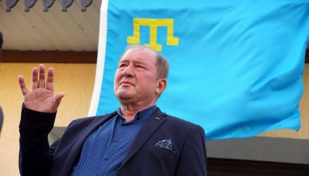 Ilmi Umerov sentenced to two years in a penal colony settlement