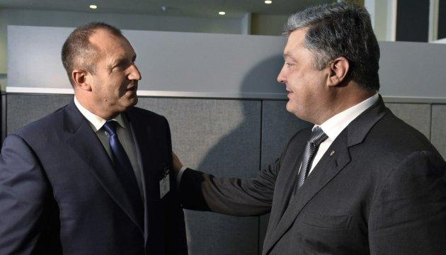 Президент Болгарії сподівається, що права болгар в Україні будуть дотримані