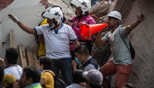 Землетрус у Мексиці: кількість жертв зросла до 200