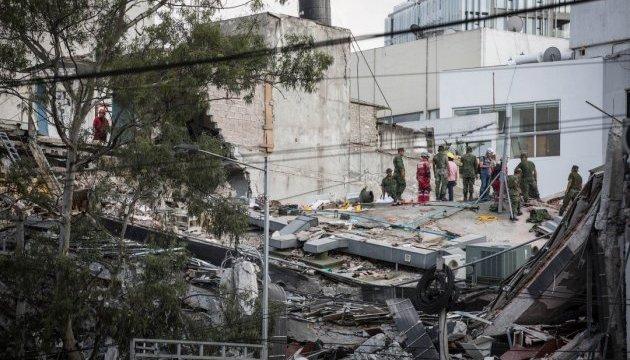 ЄС готовий допомогти Мексиці у ліквідації наслідків землетрусу