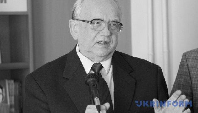 Помер відомий український видавець і меценат Зінкевич