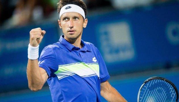 Теннис: Стаховский удачно стартовал в Антверпене, Цуренко - в Москве