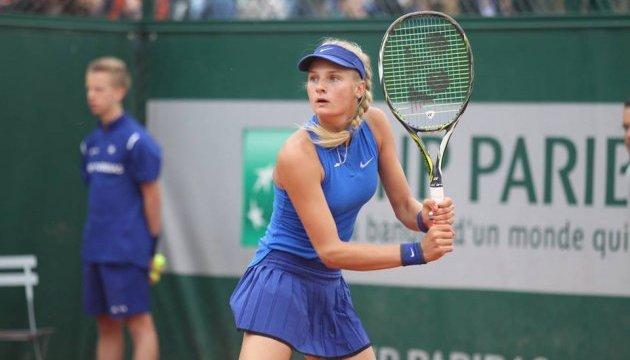 Теніс: українка Ястремська пробилася до півфіналу турніру Neva Cup