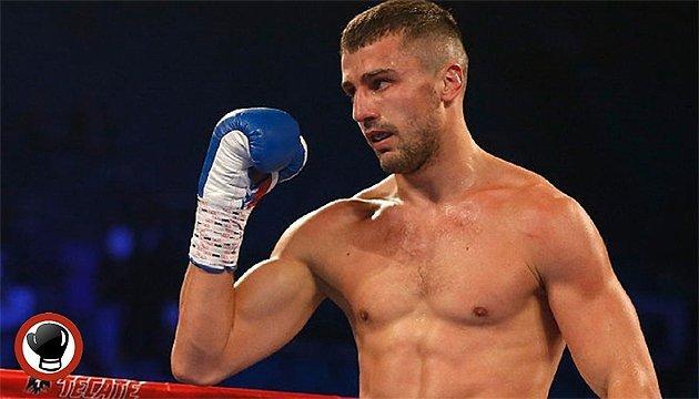 Украинец Александр Гвоздик будет драться затитул чемпиона мира