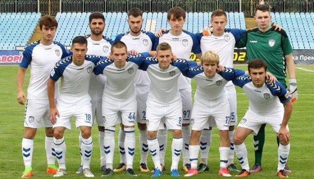 Футбол: каменская