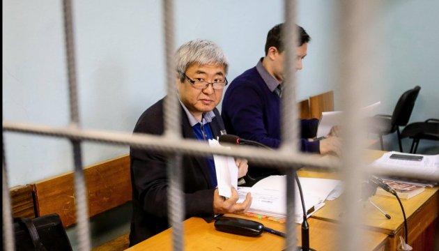 У Запоріжжі триває суд на екс-мером Олександром Сіном