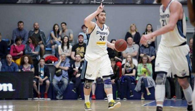 Кубок Європи FIBA: «Дніпро» на останній секунді вирвав перемогу в Туреччині
