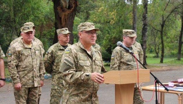 Військкоми вивчали вінницький досвід проведення навчань із територіальної оборони