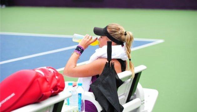 Козлова зупинилася у чвертьфіналі тенісного турніру в Китаї