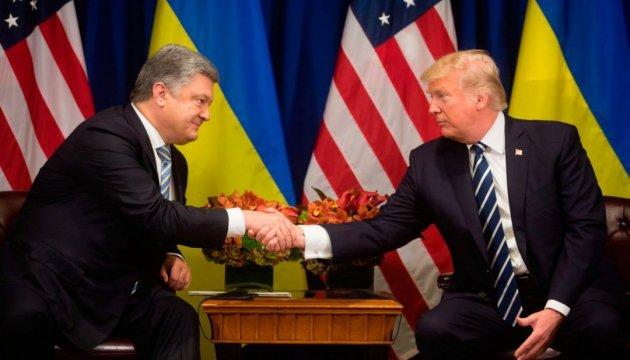 Trump: Ukraine has made significant progress