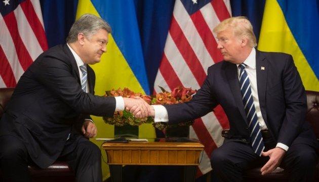 Порошенко и Трамп чудесно понимают друг друга - посол Чалый