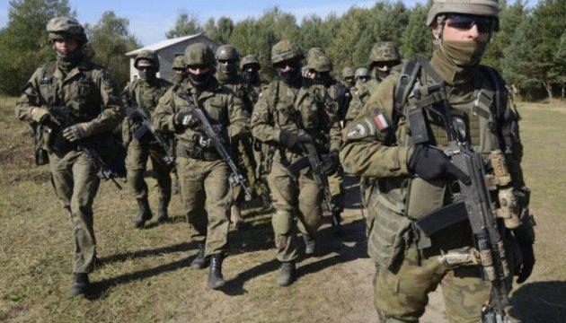 Українці у Польщі беруть участь у масштабних військових навчаннях 12 країн